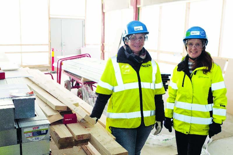 Öppet Hus i Finspångs nya vårdcentrum