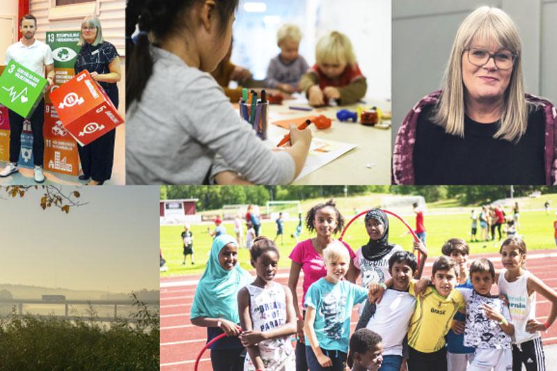 Finspångs kommuns årsredovisning 2018