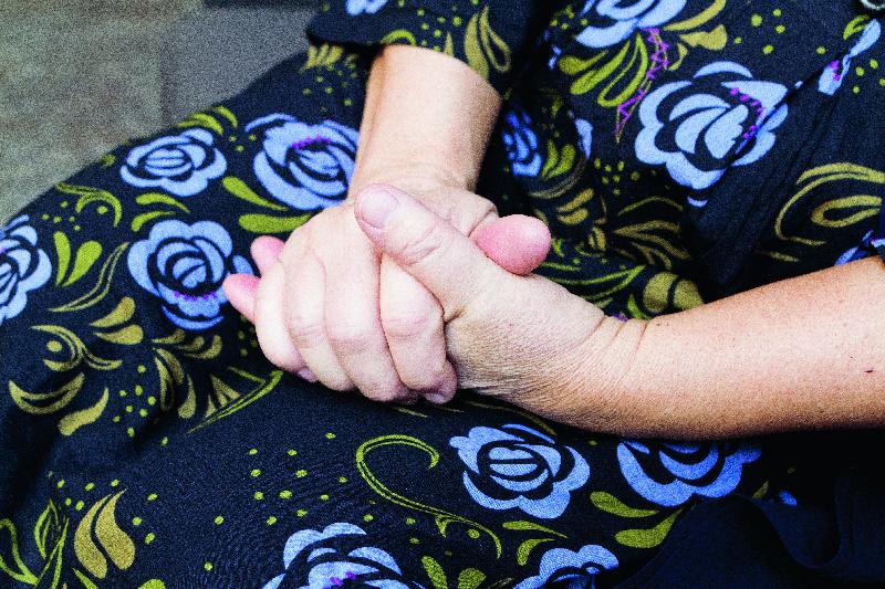 Stöd för våldsutsatta äldre i nära relationer
